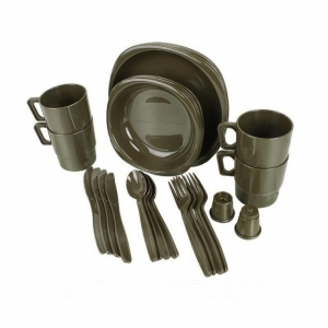 Набір тактичного посуду Mil-Tec TELLER