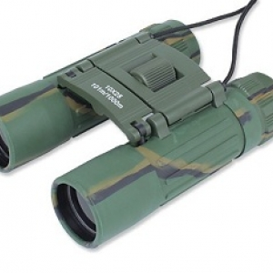 Бінокль тактичний Mil-Tec FERNGLAS FALTBAR 10X25 TARN