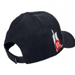Бейсболка 5.11 тактична RipStop black