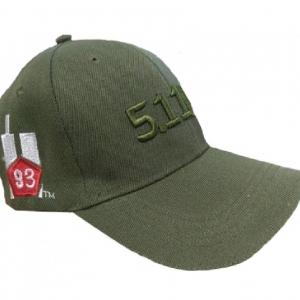 Бейсболка 5.11 тактична RipStop oliv