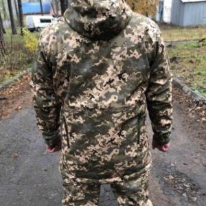 КОСТЮМ  SOFT-SHELL ЗИМОВИЙ ЗСУ ММ-14