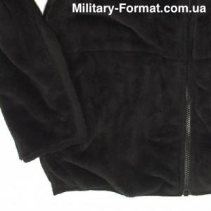 ФЛІСОВАЯ КУРТКА MIL-TEC MFH GEN III BLACK
