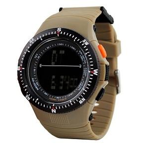 Чоловічий годинник Skmei 0989 Койот