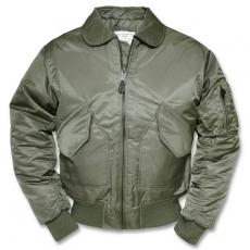 Куртка Mil-Tec CWU Flight Jacket oliv
