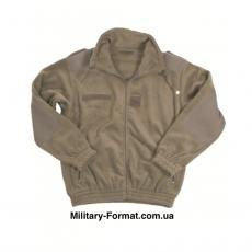 Куртка флісова Mil-Tec оливкова