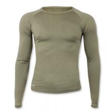 Термокофта Mil-Tec Unterhemd Lang Sports oliv