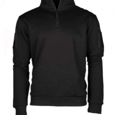 Реглан Mil-Tec tactical sweat-shirt black