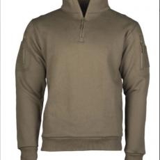 Реглан Mil-Tec tactical sweat-shirt oliv