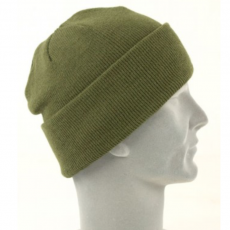 В`язана шапка Mil-Tec oliv