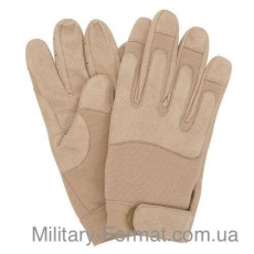 Рукавиці тактичні Mil-Tec Army Gloves coyote