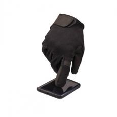Рукавиці сенсорні тактичні Mil-Tec black
