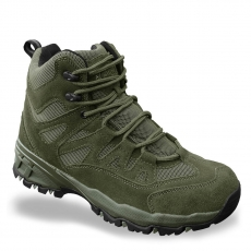 Черевики тактичні Mil-Tec Tactical Squad Stiefel 5`` oliv