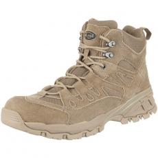 Черевики тактичні Mil-Tec Tactical Squad Stiefel 5`` coyote