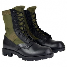 "Черевики Mil-Tec US Jungle Boot ""Panama"" oliv"