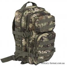 Рюкзак тактичний Тактичний Рюкзак Mil-Tec Mandra Wood Backpack US Assault Small 20л