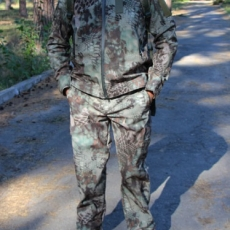 Костюм soft-shell mandra wood: куртка і брюки