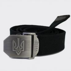 Ремінь тактичний з гербом Слава Україні black