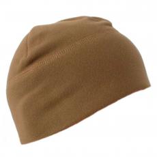 Флісова шапка койот