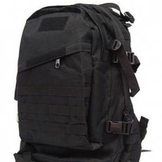 Рюкзак тактичний штурмовий RAID 30L black