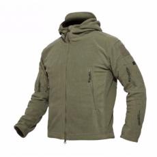 Куртка флісова оливкова Pawe Hawk