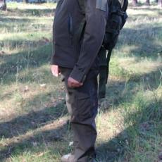 Костюм soft-shell оливковий: куртка і брюки