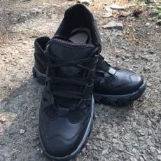 """Кросівки тактичні """"Еволюшн"""" чорні"""