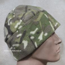 Флісова шапка мультикам