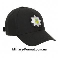 Бейсболка Національної Поліції України статутна