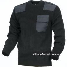 Светр армійський форменний чорний
