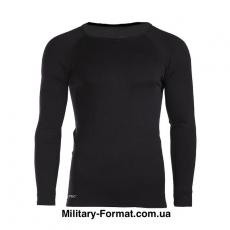 Термокофта Mil-Tec Unterhemd Lang Sports чорна