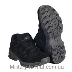"""Кросівки тактичні Mil-TecTrooper Squad 2.5"""" black"""