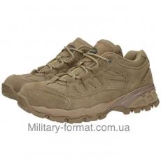"""Кросівки тактичні Mil-TecTrooper Squad 2.5"""" coyote"""