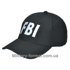 БЕЙСБОЛКА ЧОРНА MIL-TEС 'FBI'