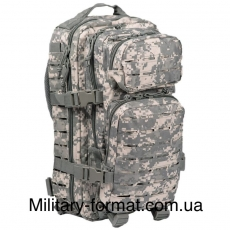 Рюкзак тактичний US ASSAULT PACK LASER CUT AT-DIGITAL 20L