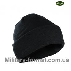 Утеплена шапка Mil-Tec Thinsulate black