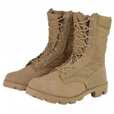Черевики тактичні Mil-Tec US Desertstiefel speed lace