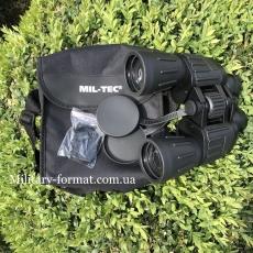Бінокль Mil-Tec Fernglas Gummiarmiert 7х50