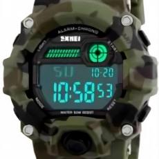 Тактичний годинник SKMEI CAMO 1197