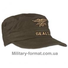 КЕПКА MIL-TEС ВМС США «SEALS», OLIVE