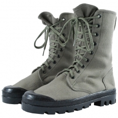Кеди високі Mil-Tec French commando boots