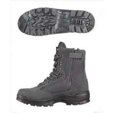 Черевики TACTICAL BOOT M.YKK ZIPPER URBAN GREY