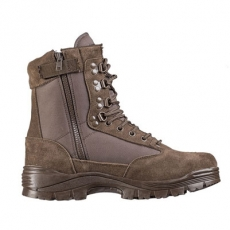Черевики TACTICAL BOOT M.YKK ZIPPER URBAN BRAUN
