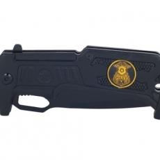Ніж складний ONE-HAND KNIFE ′POLICE′