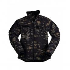 Куртка Mil-tec Softshell SCU 14 Multitarn Black