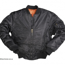 Куртка Mil-tec МА1 STYLE Black