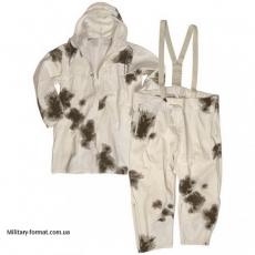 Маскувальний костюм двосторонній Mil-tec White