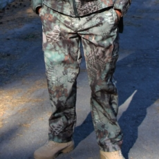 Брюки тактичні SOFT SHELL MANDRA WOOD