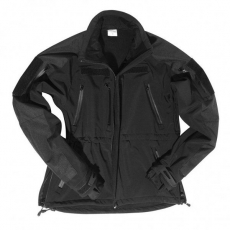 Куртка SOFT SHELL MIL-TAC BLACK