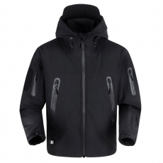 Куртка Soft shell BLACK