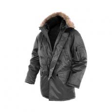 Парка Mil-Tec N3B Аляска black
